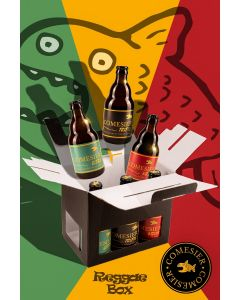 Comesier Gift pack (2 Triple / 2 Citra / 2 Kriek)